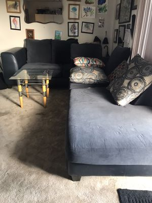 Sectional couch set for Sale in Winter Haven, FL