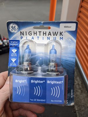 Headlights nighthawk platinum for Sale in North Plains, OR