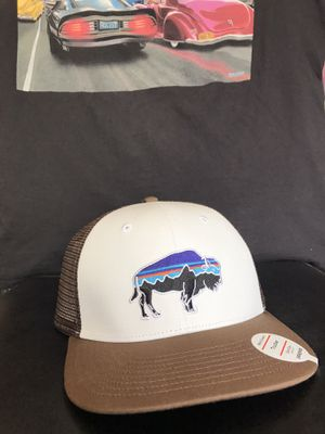 Patagonia Fitz Roy Bison Tucker Hat for Sale in Detroit, MI
