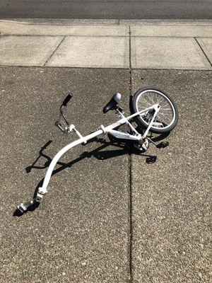 Weeride trail-a-bike for Sale in Hillsboro, OR