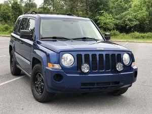 2008 Jeep Patriot for Sale in Jacksonville, FL