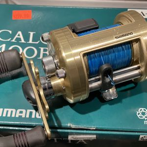 Shimano Calcutta 400 Right Handed for Sale in West Linn, OR