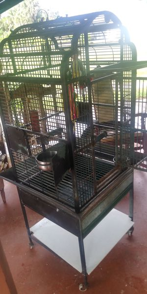 Parrot cage for Sale in Naples, FL