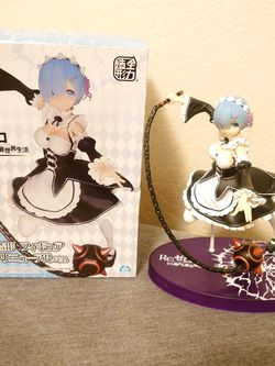 Anime Re: Life in a different world from zero Rem figure Renewal Version for Sale in San Dimas,  CA