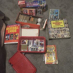 Bball, Fball Trading Cards, Collectibles and Autographs for Sale in Alpharetta, GA