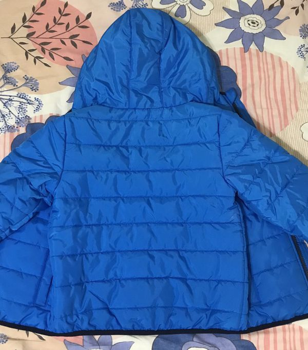 Under Armour jacket kids size 5
