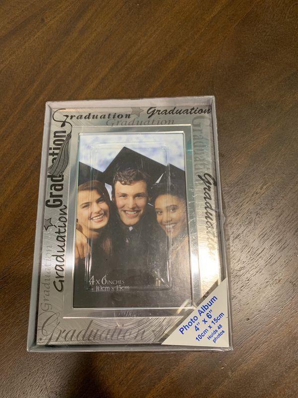 Graduation photo album - 4x6 pictures