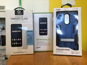 LG Harmony 3 Cricket Pack for Sale in Waianae, HI