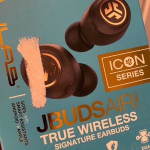 JBUDS AIR TRUE WIRELESS SIGNATURE EARBUDS ..ICON SERIES.. for Sale in Hanford, CA