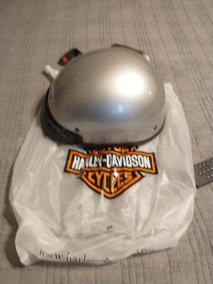 Brand new never worn half helmet with visor for Sale in Landover, MD