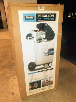 15 gallon Air Compressor for Sale in Fresno, CA