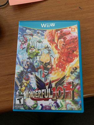 Wii U Nintendo Network - The Wonderful 101 for Sale in Germantown, MD