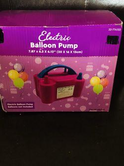 Electric Ballon Pump for Sale in Glendale,  AZ