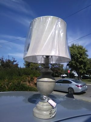 Brand New table lamp and shade for Sale in Stockton, CA