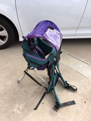 Kelty Hiking Baby/Kid Carrier Backpack for Sale in San Diego, CA