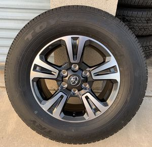 Toyota Tacoma OEM Rims w/Tires for Sale in Colton, CA