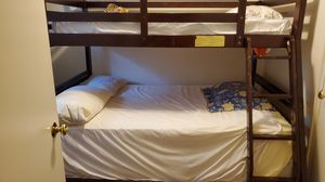 Bunk bed (Without mattress) for Sale in Kensington, MD