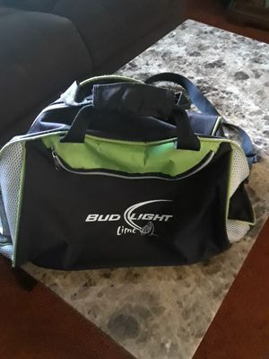 Budweiser Duffle Bag 30. in good condition for Sale in Princeton, TX