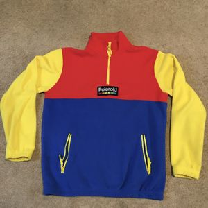 Polaroid fleece - Size M for Sale in Rockville, MD