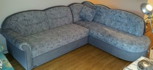Clean, modern-looking grey couch in good condition for Sale in Oakland, CA