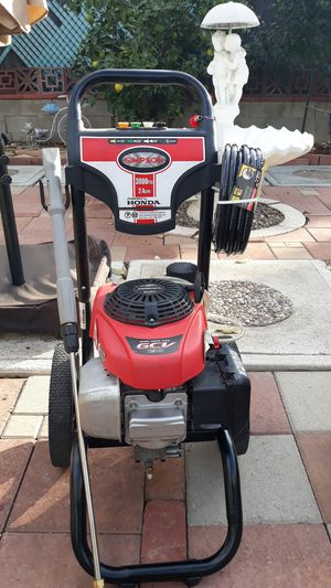 Gas pressure washer 3200 psi for Sale in Ontario, CA