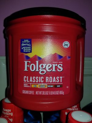 Folgers for Sale in MD, US