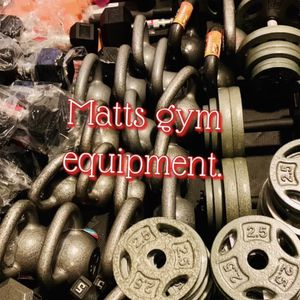 Kettlebells Dumbbells And Weight Plates All Sizes Available $1.85 per pound for Sale in Fort Lauderdale, FL