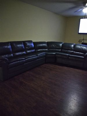 Beautiful letter sofa bed for sale for Sale in Haines City, FL