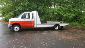 1998 Ford E350 flatbed for Sale in Trenton, NJ