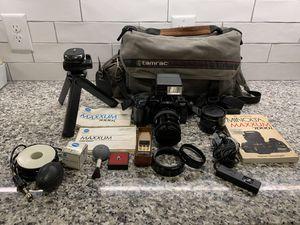 Minolta Maxxum 7000i 35mm for Sale in Cromwell, CT