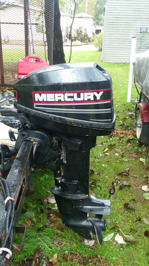 Boat and trolling motors for Sale in Windham, OH