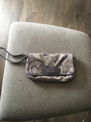 Coach wristlet for Sale in Deptford Township, NJ