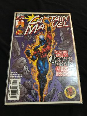 First ever issue of captain marvel for Sale in Clarksburg, WV