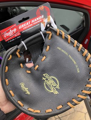 Rawlings baseball training gloves for Sale in Waterford Township, MI
