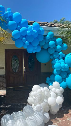 Balloons for a party to use for Fourth of July for Sale in Downey, CA