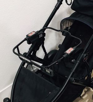 Britax Stroller Universal Car Seat Adapter for use with Britax stroller using non-Britax infant car seats! Discontinued & hard to find! 😉 for Sale in Norco, CA