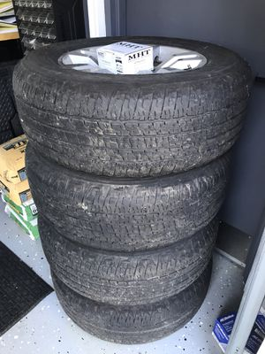 "18"" Chevy Silverado Wheels & Tires for Sale in Jacobus, PA"
