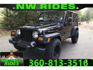 2006 Jeep Wrangler for Sale in Bremerton, WA