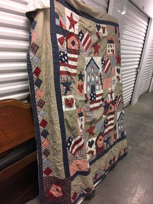 Full Size Quilt! for Sale in Midlothian, VA