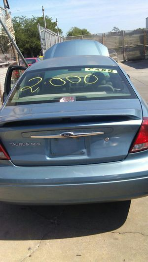 Ford taurus year 2007 miles 191,727 for Sale in Orlando, FL