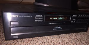 Onkyo CD Changer and Sony DVD player for Sale in Denver, CO