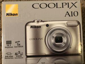 Nikon cool pix A10 Digital Camera for Sale in Casselberry, FL