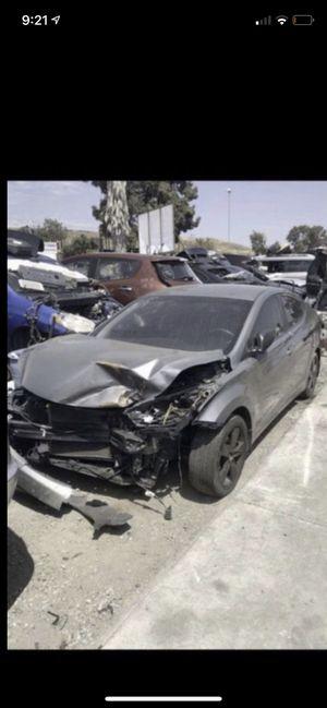 2013 Hyundai Elantra for part for Sale in Chula Vista, CA