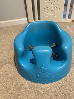 Bumbo with new tray for Sale in Adamstown, MD