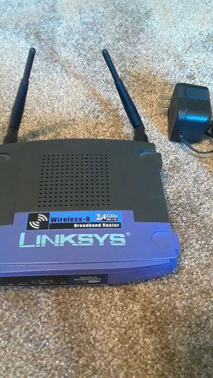 Linksys WiFi route for Sale in Cartersville, GA