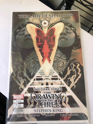 The drawing of three (Stephen king) for Sale in Santa Maria, CA