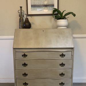 Refurbished Antique Secretary/desk for Sale in Long Beach, CA