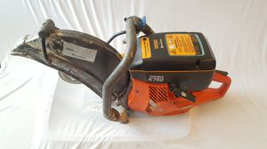 Used, Husqvarna Partner K750 Cutquik Concrete Saw Cut-off Machine for Sale for sale  The Bronx, NY