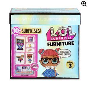 Lol Surprise! Furniture Classroom with Teacher's Pet & 10+ Surprises for Sale in Orland Park, IL