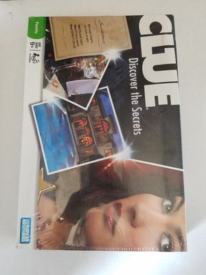 Clue boardgame for Sale in Los Angeles, CA